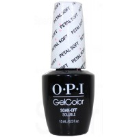Petal Soft By OPI Gel Color