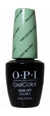 This Cost Me A Mint By OPI By OPI Gel Color