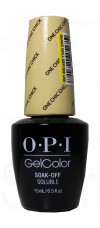 One Chic Chick By OPI Gel Color