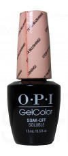 Stop It I'm Blushing! By OPI Gel Color