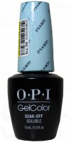 It's A Boy! By OPI Gel Color