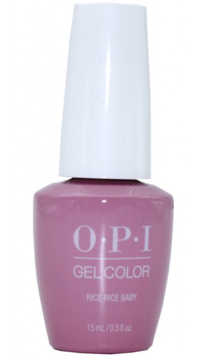 GCT80 Rice Rice Baby By OPI Gel Color