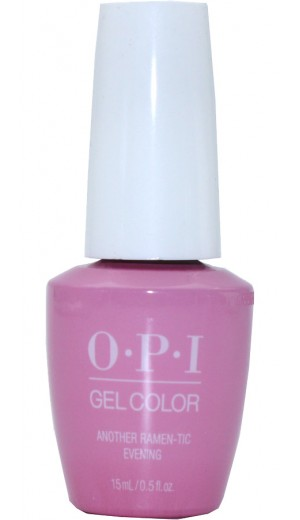 GCT81 Another Ramen-tic Evening By OPI Gel Color