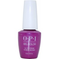 All Your Dreams in Vending Machines By OPI Gel Color