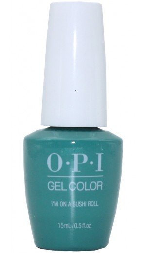 GCT87 I am On a Sushi Roll By OPI Gel Color