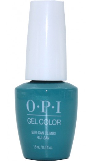 GCT88 Suzi-san Climbs Fuji-san By OPI Gel Color