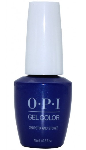 GCT91 Chopstix and Stones By OPI Gel Color