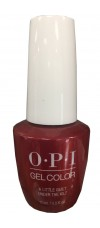 A Little Guilt Under The Kilt By OPI Gel Color