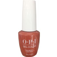 Suzi Needs A Loch-Smith By OPI Gel Color