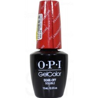 It's A Piazza Cake By OPI Gel Color