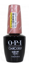 Worth A Pretty Penne By OPI Gel Color