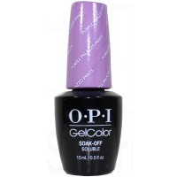Purple Palazzo Pants By OPI Gel Color