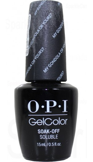 GCV36 My Gondola or Yours? By OPI Gel Color