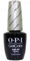 Baroque... But Still Shopping! By OPI Gel Color