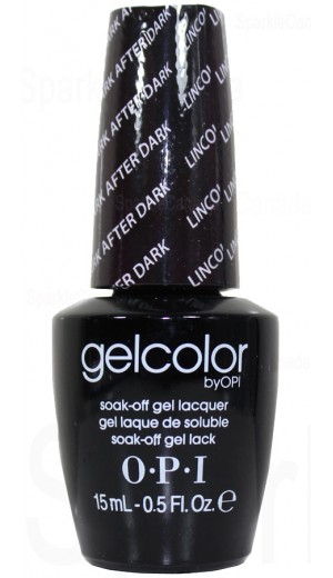 GCW42 Lincoln Park After Dark By OPI Gel Color
