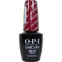 Got The Blues For Red By OPI Gel Color
