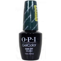 Stay Off The Lawn!! By OPI Gel Color