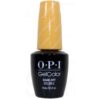 Never a Dulles Moment By OPI Gel Color