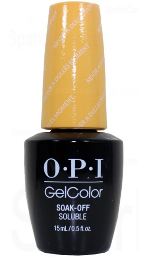 GCW56 Never a Dulles Moment By OPI Gel Color