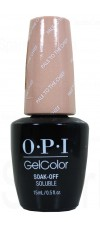 Pale To The Chief By OPI Gel Color