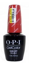 Yank My Doodle By OPI Gel Color