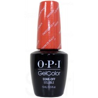 Freedom of Peach By OPI Gel Color