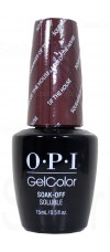 Squeaker of the House By OPI Gel Color