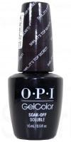 Shh ... It's Top Secret By OPI Gel Color