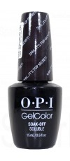 Shh ... It's Top Secret By OPI Gel Color