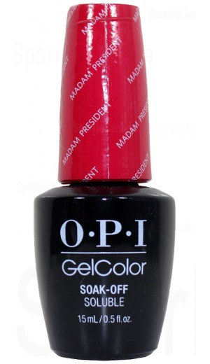GCW62 Madam President By OPI Gel Color