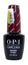 We The Female By OPI Gel Color