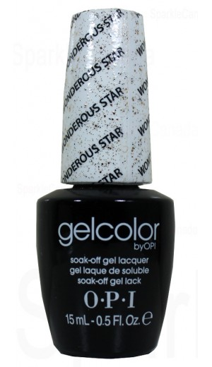 HLE48 Wonderous Star By OPI Gel Color