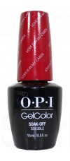 Love Is In My Card By OPI Gel Color