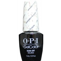 Infrared-Y To Glow By OPI Gel Color