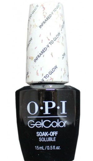 HPG44 Infrared-Y To Glow By OPI Gel Color