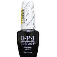 Two Wrongs Don't Make a Meteorite By OPI Gel Color