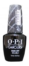 Black Dress Not Optional By OPI Gel Color