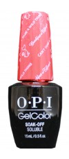 Cant Tame A Wild Thing By OPI Gel Color