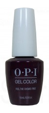 Feel The Chemis-tree By OPI Gel Color