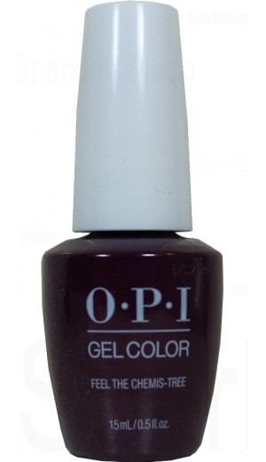HPJ05 Feel The Chemis-tree By OPI Gel Color