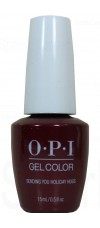 Sending You Holiday Hugs By OPI Gel Color