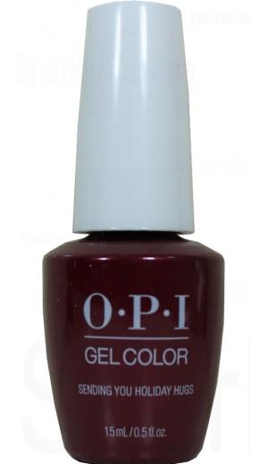HPJ08 Sending You Holiday Hugs By OPI Gel Color