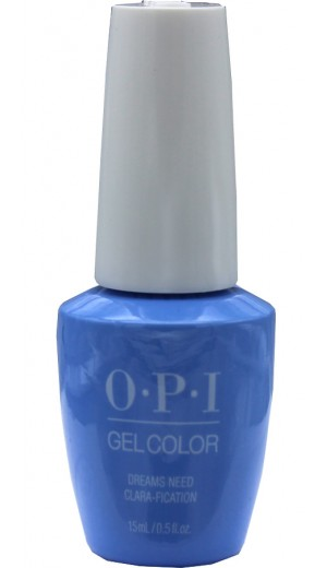 HPK03 Dreams Need Clara-fication By OPI Gel Color