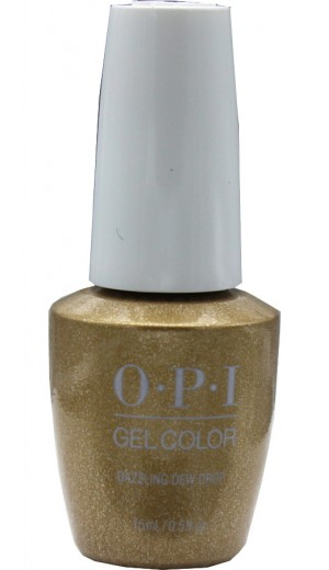 HPK05 Dazzling Dew Drop By OPI Gel Color