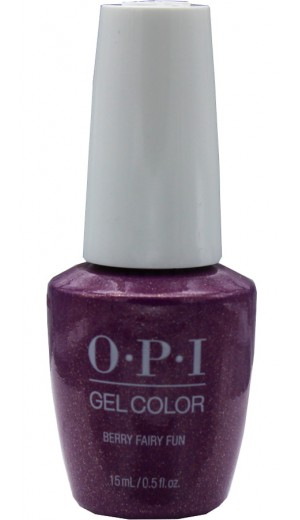 HPK08 Berry Fairy Fun By OPI Gel Color