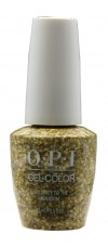 Gold Key To The Kingdom By OPI Gel Color