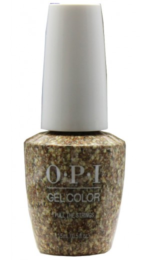 HPK15 I Pull The Strings By OPI Gel Color