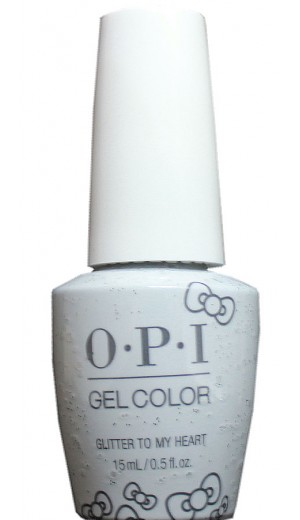 HPL01 Glitter to My Heart By OPI Gel Color