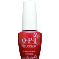 All About The Bows By OPI Gel Color