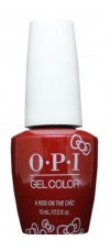 A Kiss On The Chic By OPI Gel Color